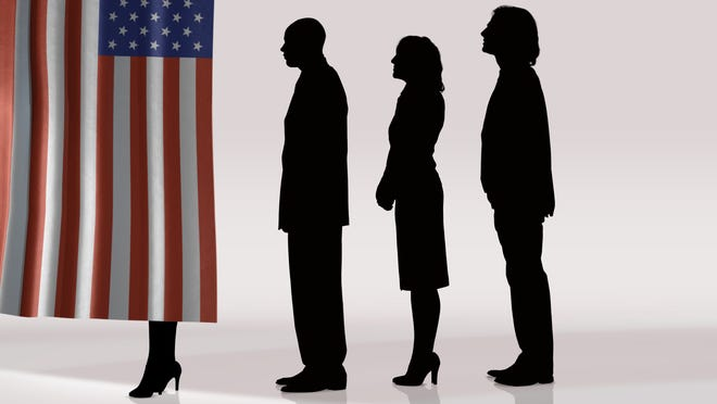 Who fills two seats on the Middletown Township Committee will be decided by voters on Nov. 8.