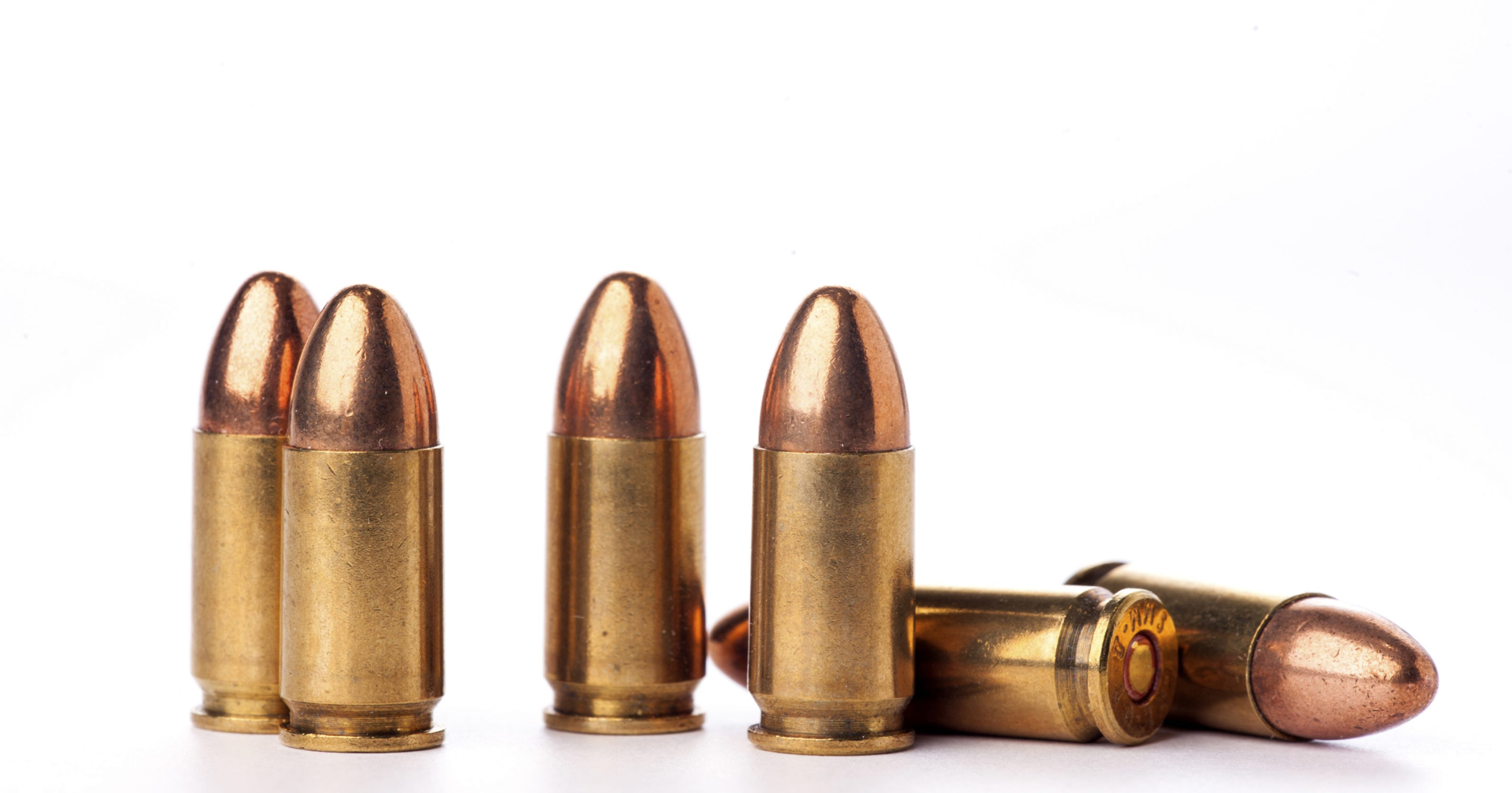 High-capacity ammo clips pulled from PX stores at military posts