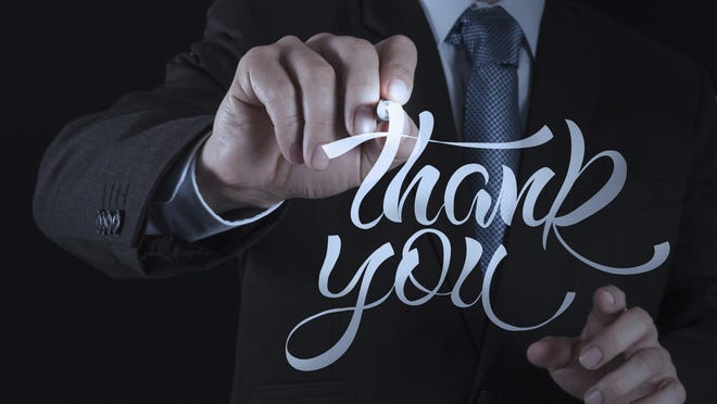 Make acknowledgement a part of your office culture by introducing a Board of Appreciation.