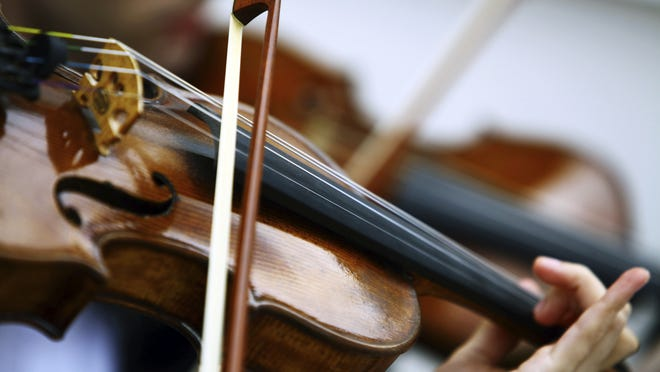 """Central Wisconsin Symphony Orchestra will present """"By the People, For the People"""" on April 18 and 19 at Theatre @1800, 1800 Northpoint Drive."""