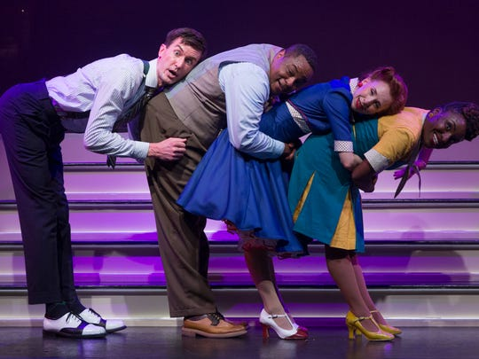 """""""The All Night Strut!"""" at Phoenix Theatre features"""