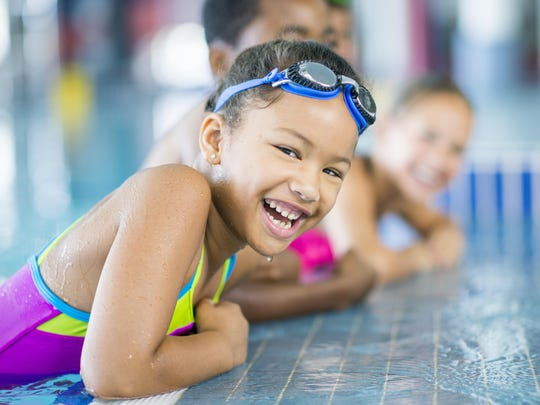 According to Miranda Wyatt of Asheville YMCA, 88 percent of childhood drownings happen within the supervision of adults and 60 percent of children who drown are only 10 feet from safety.