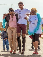 ULM is proud to host Walk a Mile in Her Shoes, an event