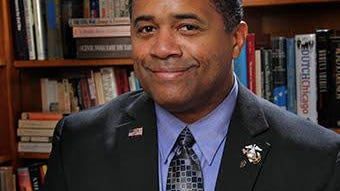 Dr. Fred Johnson III will be the kickoff speaker for the 2020 NEA Big Read Lakeshore. It is his third time delivering the kickoff speech.