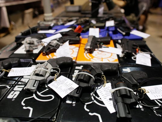 More than 2,000 disputed gun buys allowed, review finds