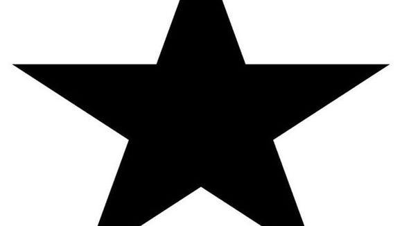 """Blackstar"" by David Bowie."