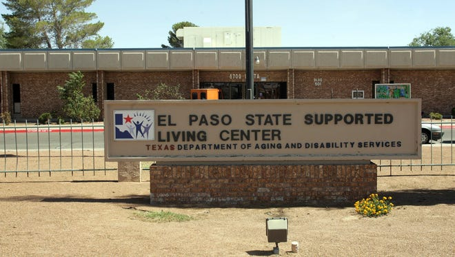 The El Paso State Supported Living Center is at 6700 Delta Drive.