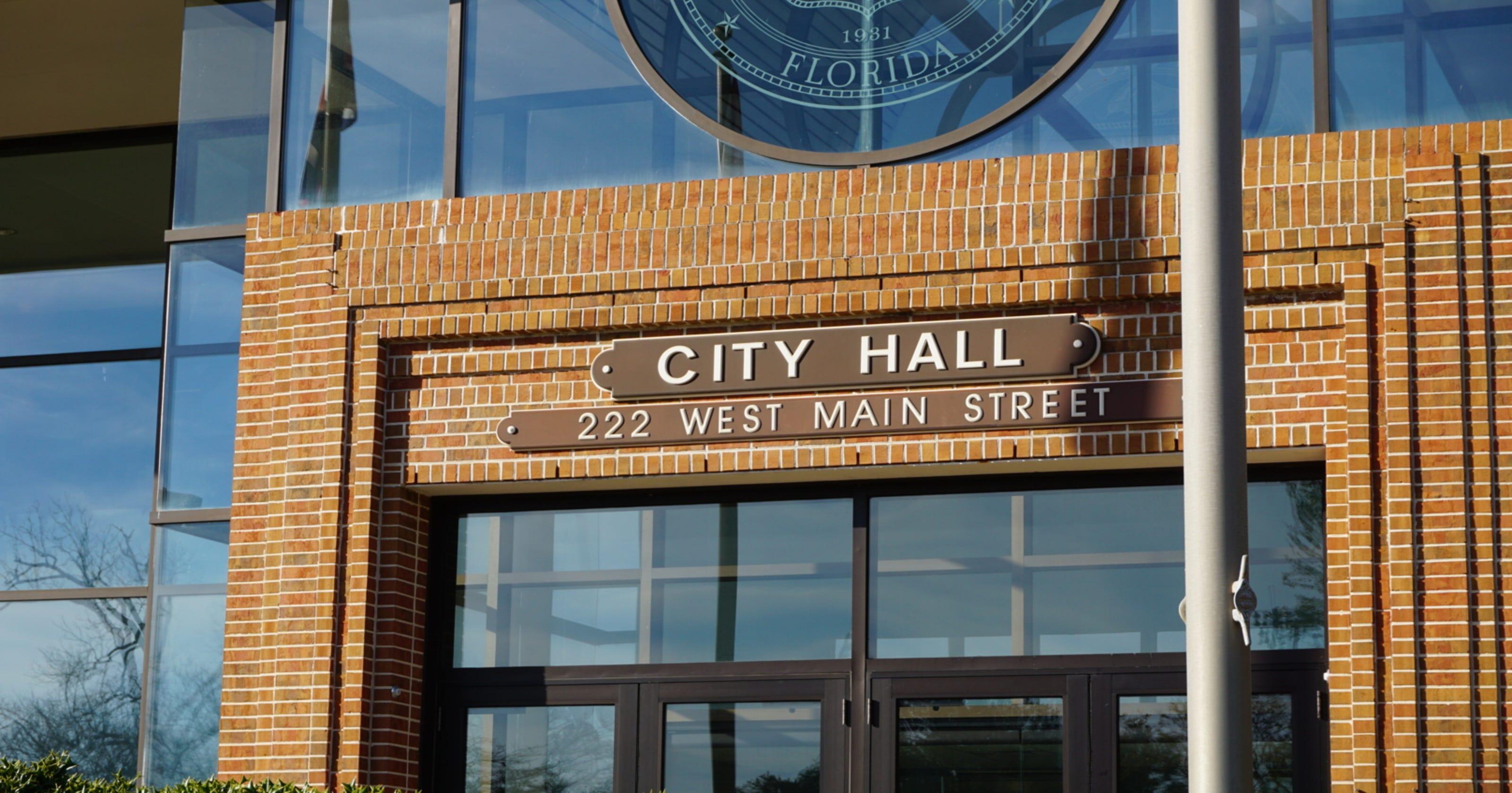 Pensacola's Human Resource Director Edward Sisson resigns