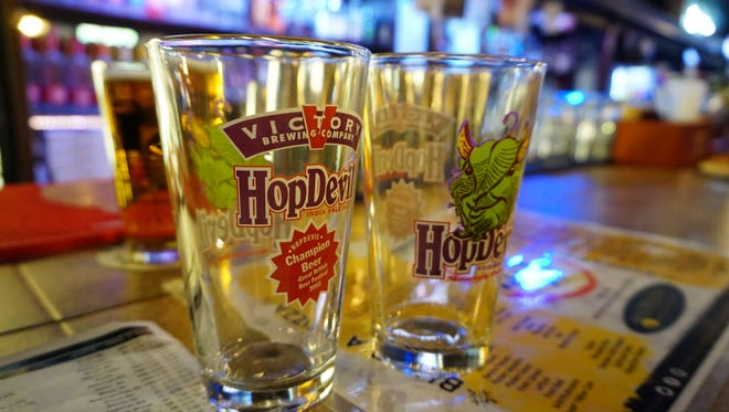 Victory Brewing Company.