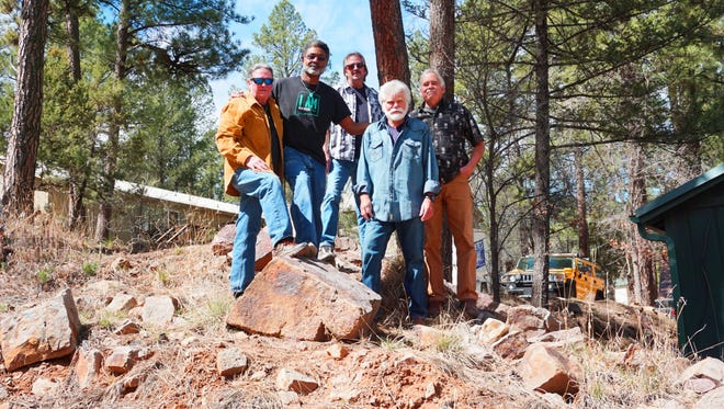 Jamie Estes and Friends band will bring the heart pumpin,' toe tappin,' hand clappin,' historical gospel genre to life at the Ruidoso Gospel Brunch July 16.