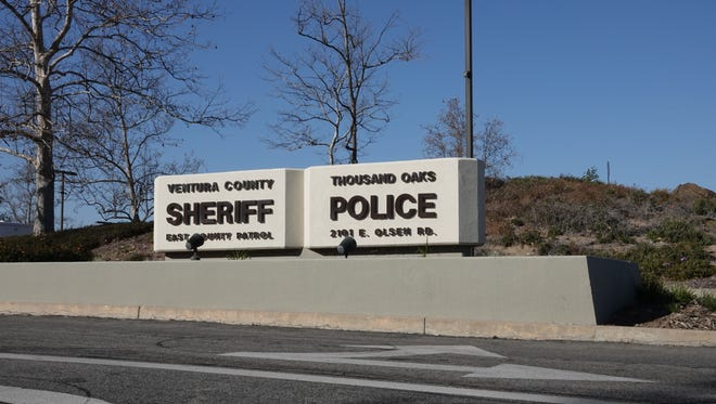 The Thousand Oaks Police Department and Ventura County Sheriff's east county patrol office in Thousand Oaks.