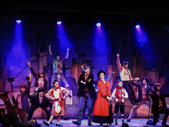 "Broadway Palm's ""Mary Poppins"""