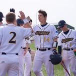 Kyle Uhrich has hit 17 home runs and driven in 61 runs for Webster this season.