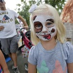 Simpsonville's Bacon Labor Day festival goes on Sunday and Monday.