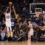 Phoenix Suns vs. Atlanta Hawks