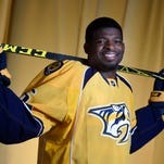 P.K. Subban: 'No. 1 thing' is winning Stanley Cup