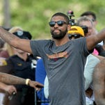 Kyrie Irving emerging as star on and off the court