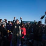 Standing Rock tribe cheers as Army halts Dakota Access oil pipeline