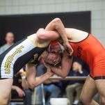 District 3 wrestling tournament Day 1 results