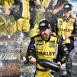 Marcos Ambrose is leaving Petty Motorsports to race in his native Australia next season for Roger Penske.