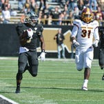Western Michigan Broncos' best: No. 19 LeVante Bellamy an explosive weapon for offense