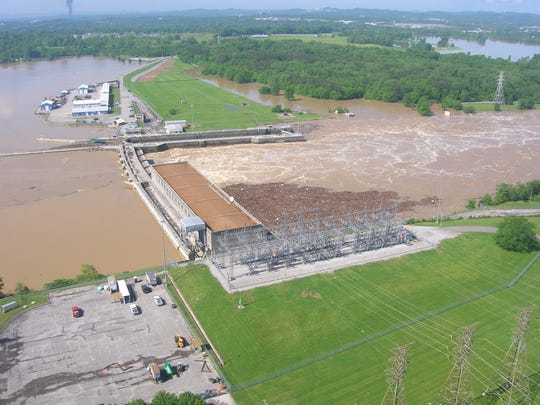 Old Hickory Dam