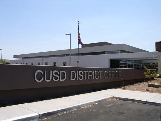 Santan Junior High School is in the Chandler Unified School District.