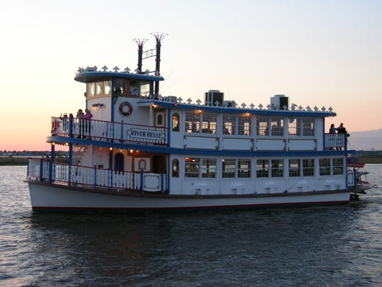 The River Belle and River Queen will offer Mother's Day brunch.