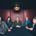 MercyMe, formed in 1994, consists of Bart Millard, Nathan Cochran, Robin Shaffer, Barry Graul, and Michael John Scheuchzer.