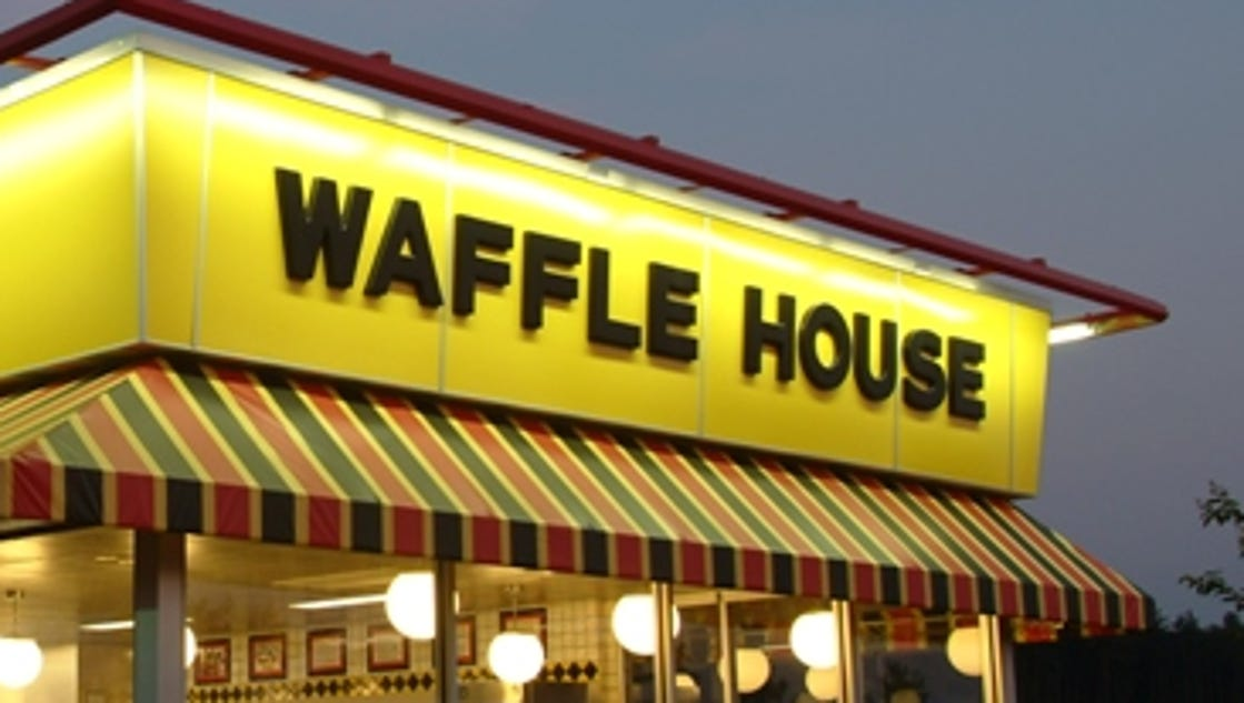 Waffle House Taking Valentines Reservations