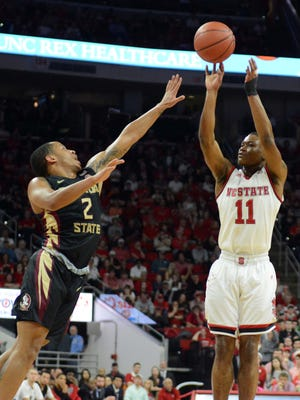 Butler was going to schedule a visit by guard C.J. Walker, according to Cathedral coach Jason Delaney, who coached him at Tech. However, Walker, left,  announced Sunday he was transferring to Ohio State from Florida State. Ohio State coach Chris Holtmann formerly recruited Walker for Butler