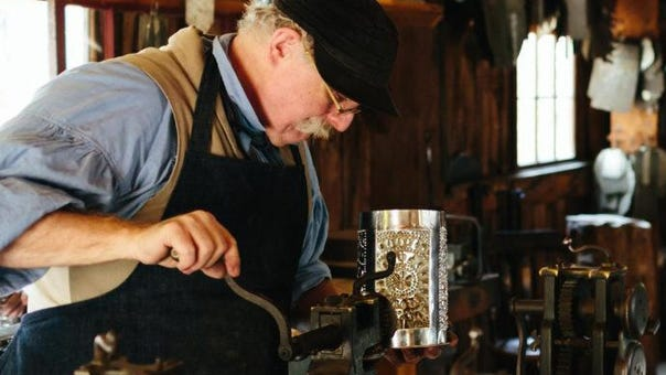 On Sept. 19 and 20, Old Sturbridge Village will host its annual Craft Weekend, highlighting New England crafts and trades from the early 19th century.