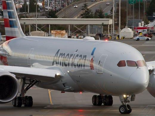 ea5dfc1a78c American increases bag fees, matching United , Delta, JetBlue