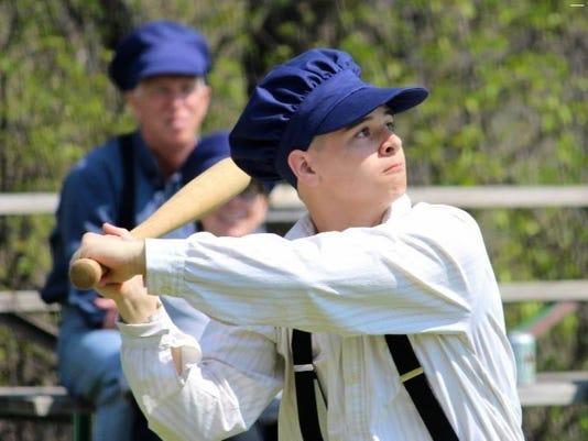 Baseball wade house
