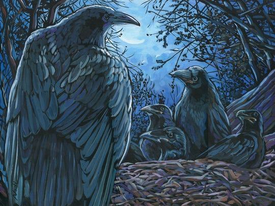Three Rivers artist Nadi Spencer work will be on display at the Tulare Historical Museum.