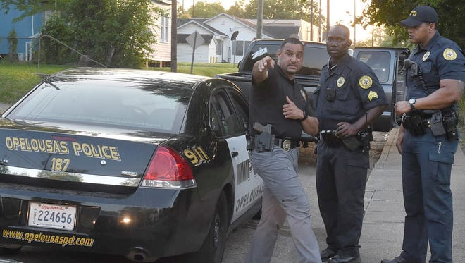A 13-year-old was arrested in connection to a shooting incident on South and Oaks streets Wednesday.