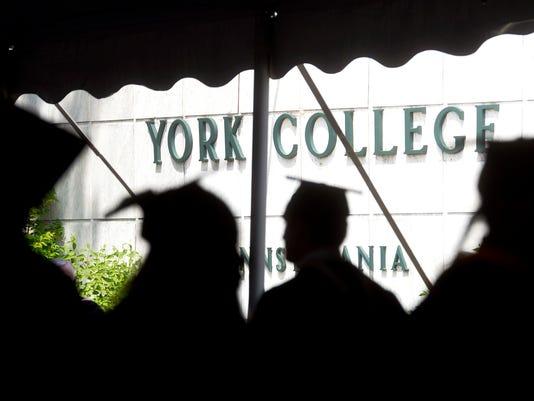 York College Graduation 2015