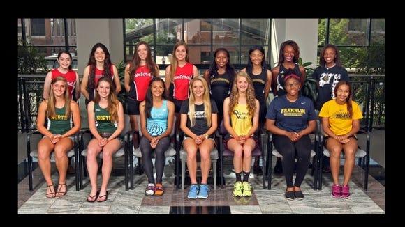 The CN All-Area Team.