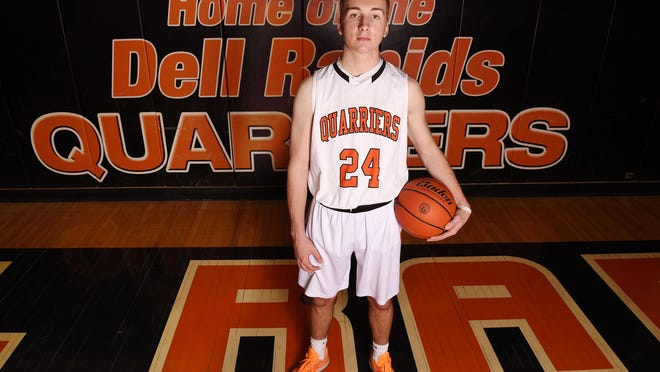 Dell Rapids' Ty Hoglund is the Boys First Five Player of the Year: