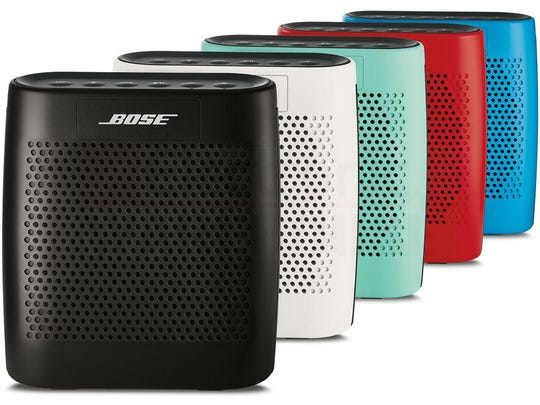 The Bose SoundLink Color Bluetooth Speaker delivers full, clear and well-balanced audio.