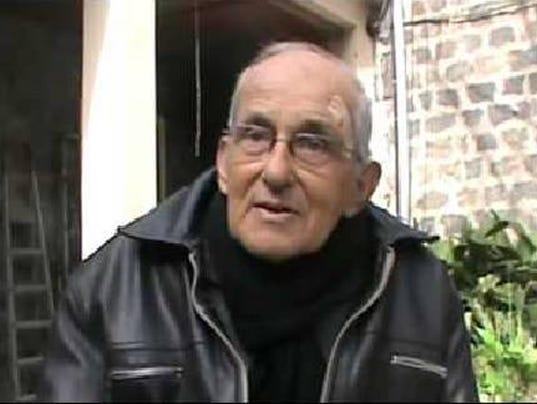Father Francis Van Der Lugt