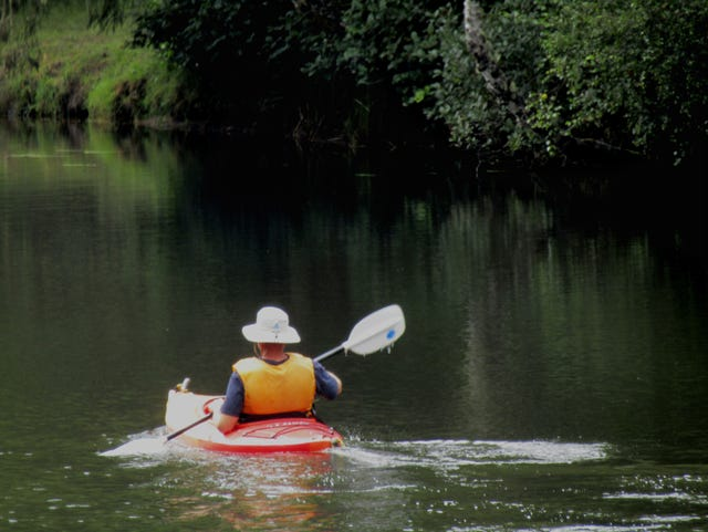 Hike, kayak at new state park on coast