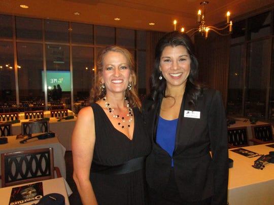 Christine Balfa and Jenny Krueger