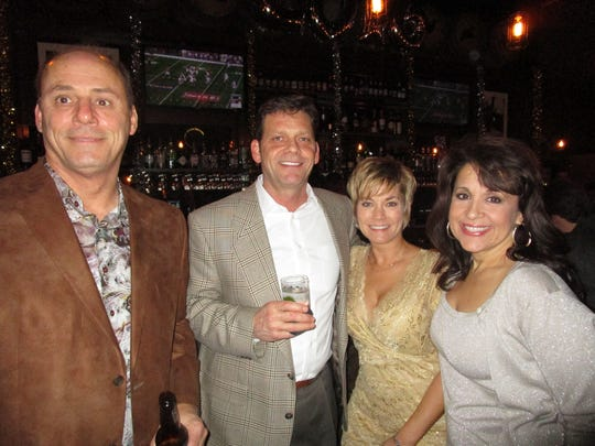 Joey Domingue, Bobby Schmidt, Wende Baudoin and Michelle Domingue