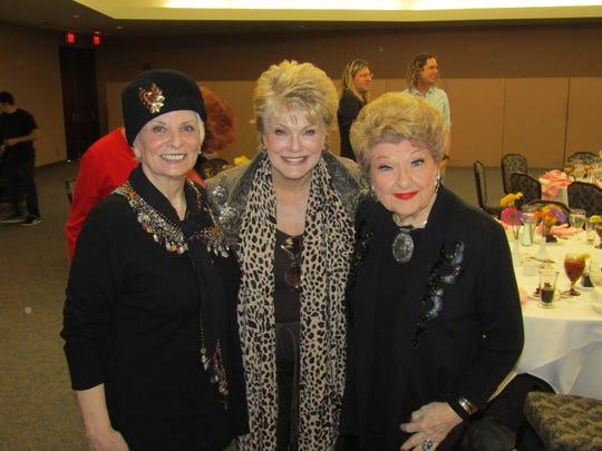 Donna Theodore, Gloria Loring, Marilyn Maye