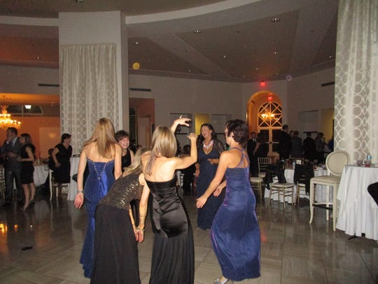 TDA's Shaken Not Stirred Ball was held at La Marquise