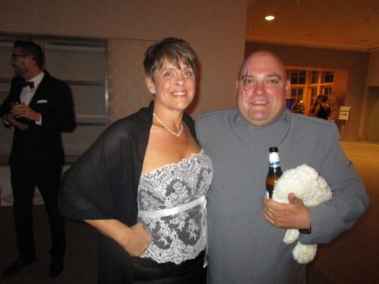 Kristen Askelson and Shane Gaspard
