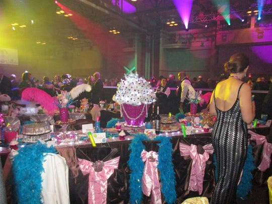 The Krewe of Xanadu Ball was held on Feb. 5 at the