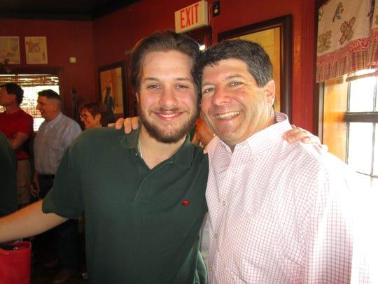 Nick Gachassin, III and Adam Gachassin