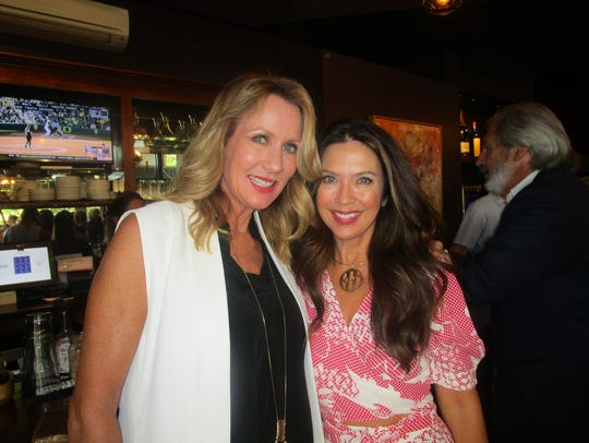 Therese Culotta and Roxanne Graham